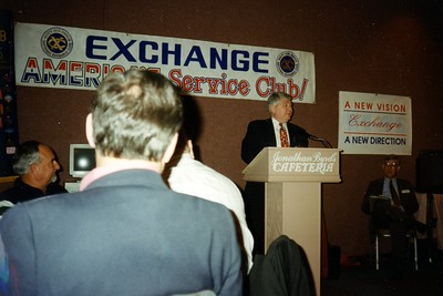 Exchange Club of Naperville - Mid-Winter Conference - March 11, 1995