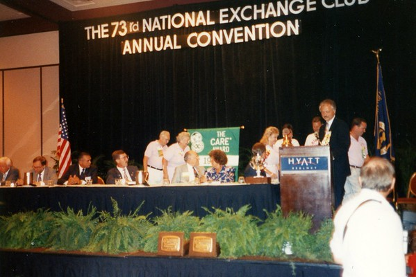 National Convention - 1991