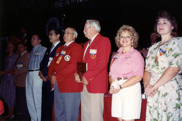 National Convention - 1992