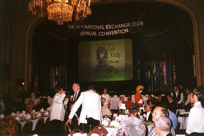 Exchange Club of Naperville - National Convention - July 20-23, 1994