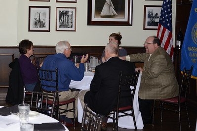 Naperville Exchange Club - Veterans Luncheon - November 20, 2015