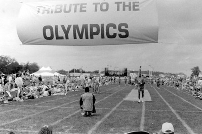 Exchange Club of Naperville - Tribute to the Olympics - 1995