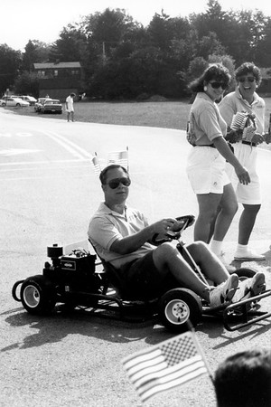 Exchange Club of Naperville - Labor Day Parade - 1992