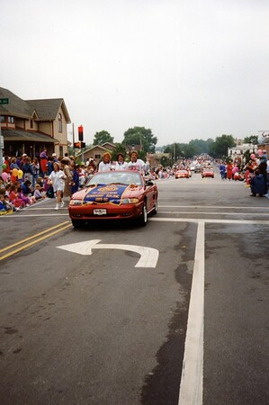 Exchange Club of Naperville - Labor Day Parade - 1994
