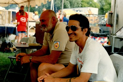 Exchange Club of Naperville - Ribfest - 1993