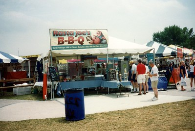 Exchange Club of Naperville - Ribfest - 1994