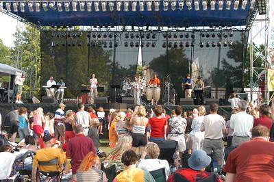 Exchange Club of Naperville - Ribfest - 2004