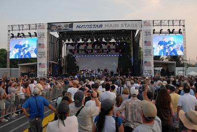 Ribfest - 2012 - Naperville, Illinois - Joe Walsh
