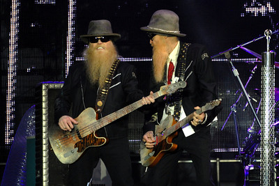 Ribfest - 2012 - Naperville, Illinois - ZZ Top