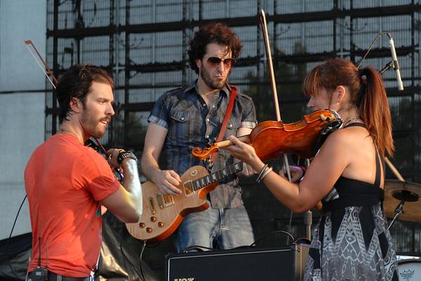 2012 - Bands - Navistar Stage