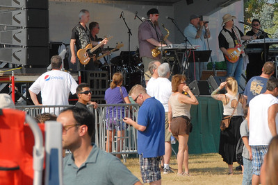 Ribfest - 2012 - Naperville, Illinois - Show Wagon - Glory Days