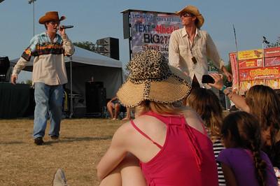 Ribfest - 2012 - Naperville, Illinois - Show Wagon - The Hat Guys