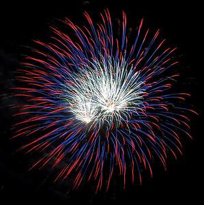 2012 - Fireworks