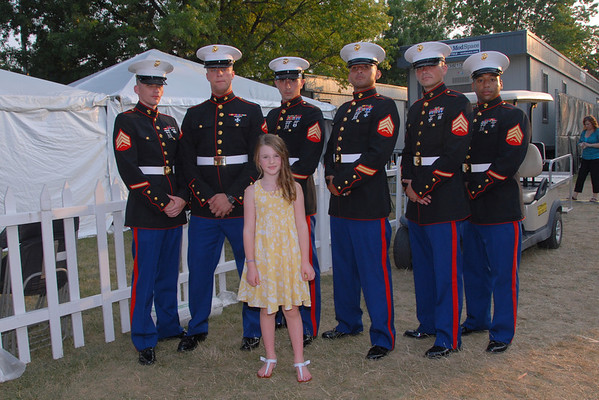 2012 - Honor Guard and National Anthem