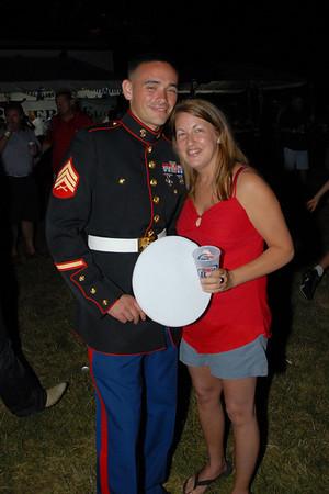 Ribfest - 2012 - Naperville, Illinois - Sponsor Tent
