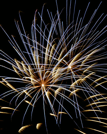 Ribfest - 2014 - Naperville, Illinois - Sponsored by the Exchange Club of Naperville - Fireworks on July 4th!