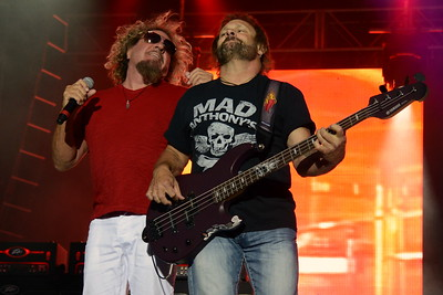 Ribfest 2015 - Naperville, Illinois - Sponsored by the Exchange Club of Naperville - Sammy Hagar & The Circle