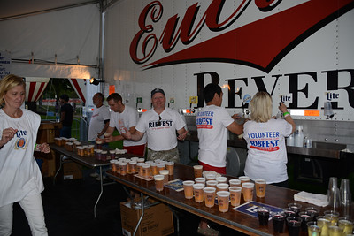 Ribfest 2015 - Naperville, Illinois - Sponsored by the Exchange Club of Naperville - Club Member Photos