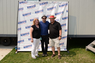 Ribfest 2015 - Naperville, Illinois - Sponsored by the Exchange Club of Naperville - Meet and Greet with Kristian Bush