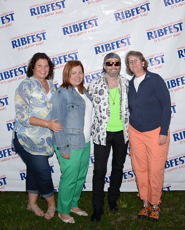Ribfest 2015 - Naperville, Illinois - Sponsored by the Exchange Club of Naperville - Meet and Greet with Paul Rodgers of Bad Company