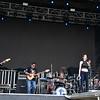 Ribfest 2016 - Naperville, Illinois - Navistar Stage - Derringer & Rye
