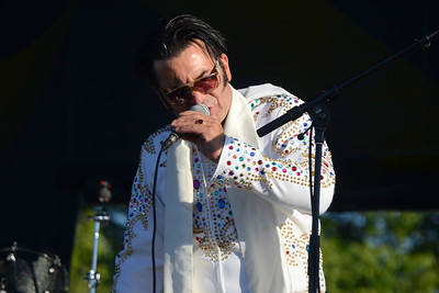 Ribfest 2016 - Naperville, Illinois - Ribber Row Stage - King & Cash