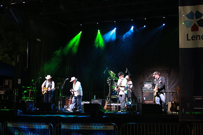 Ribfest 2016 - Naperville, Illinois - Ribber Row Stage - Heartsfield