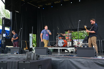 Ribfest 2016 - Naperville, Illinois - Ribber Row Stage - Over The Sun
