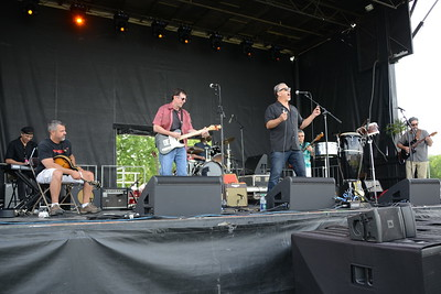 Ribfest 2016 - Naperville, Illinois - Ribber Row Stage - The Danhattans