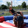 Ribfest 2016 - Naperville, Illinois - Kids Area - Bronc Riding