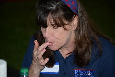 Ribfest 2016 - Naperville, Illinois - Rib Judging and Winners