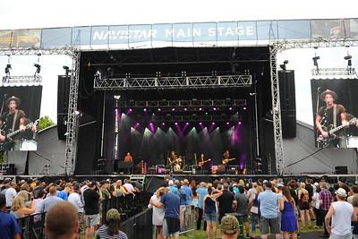 Ribfest 2017 - Naperville, Illinois - Wallflowers