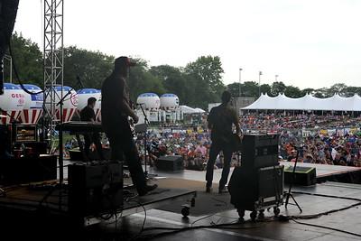 Ribfest 2017 - Naperville, Illinois - Better Than Ezra
