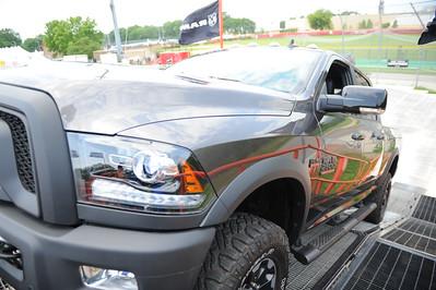 Ribfest 2017 - Naperville, Illinois - Dodge Ram Test Drive