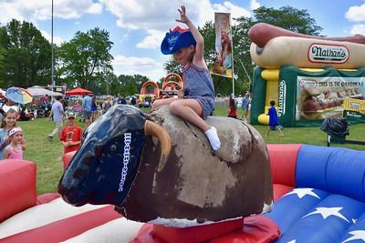Ribfest 2017 - Naperville, Illinois - Family Fun Land