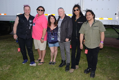 Ribfest 2017 - Naperville, Illinois - Meet & Greet - A Flock of Seagulls