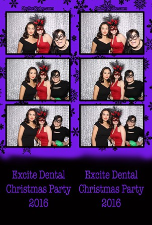 Excite Dental Holiday Party