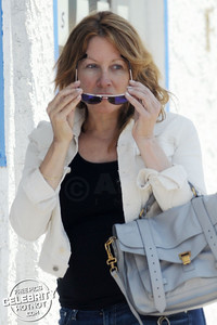 EXC: Crocodile Dundee's Linda Kozlowski Almost Unrecognizable in Los Angeles