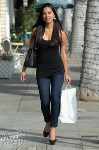 EXCLUSIVE: Olivia Munn Fashion Photoshoot In Beverly Hills, LA