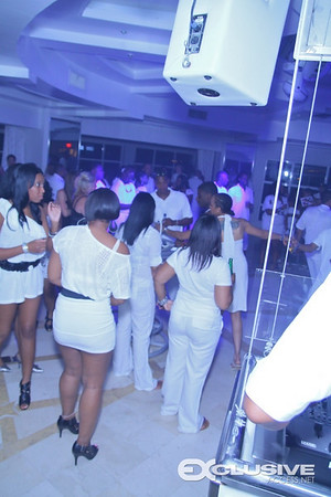 Dominican Getaway: All White Party @ Ocean World