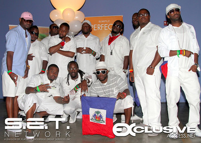 Urban Fiesta Puerto Rico White Party
