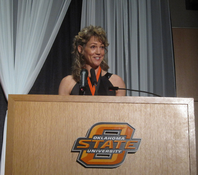 OSU Alumni Hall of Fame acceptance speech