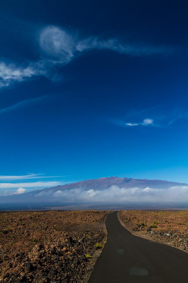 Mauna Kea swirl