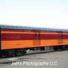 Milwaukee Road Baggage Car No. 2450