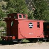 Colorado & Southern Caboose No. 1012
