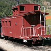 Georgetown Loop Railroad Caboose No. 0574