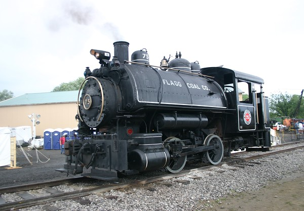 Flagg Coal Company 0-4-0 No. 75