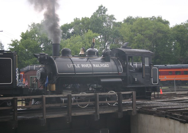 Little River Railroad 0-4-0T No. 1