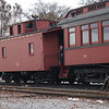 Strasburg Railroad Caboose No. 12