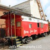 Nickel Plate Road Bay Window Caboose No. 446